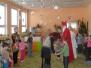 Mikuláš, anjel a čert v MŠ 06.12.2012