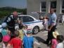 Návšteva Mestských policajtov v MŠ Zástranie