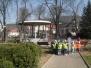 Návšteva želernice vlakovej stanice Žilina