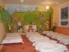 2009 - prvá trieda /dolná/ spálňa - maľba na stenu, 2010 - zakúpenie koberca